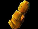 King Midas Jr. Gold Micro fig