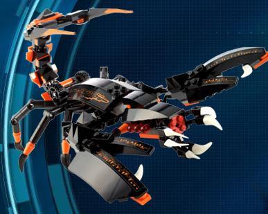 Giant Scorpion Lego Atlantis Wiki Fandom Powered By Wikia