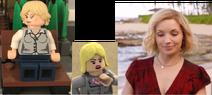 Mayor voiced by Perdita Weeks