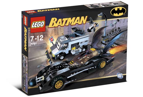 7781 the batmobile two face 39 s escape lego batman wiki. Black Bedroom Furniture Sets. Home Design Ideas
