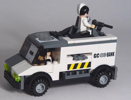 Two-Face's Armored Truck | LEGO Batman Wiki | FANDOM powered by Wikia