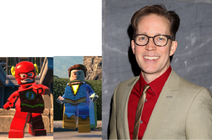 Freddy Freeman voiced by James Arnold Taylor