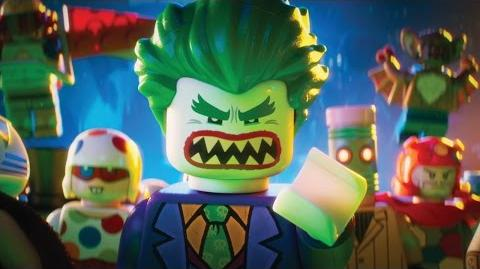 The LEGO Batman Movie – Trailer 4