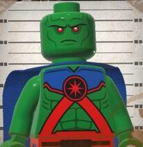 SuperVillains MartianManhunter