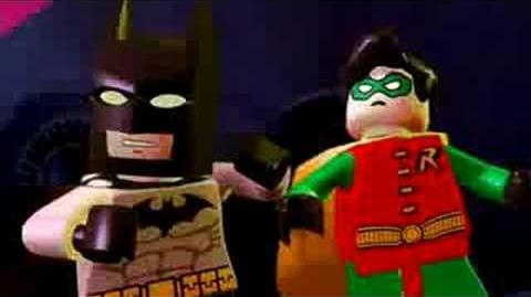 E3 2008 - LEGO Batman Trailer