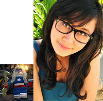 Stargirl voiced by Christine Marie Cabanos