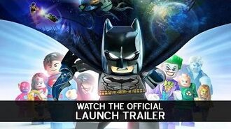 LEGO Batman 3 Beyond Gotham Official Launch Trailer