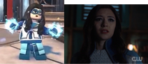 Dreamer voiced by Nicole Maines