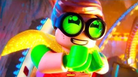THE LEGO BATMAN MOVIE TV Spot 4 - Cue The Music (2017) Animated Comedy Movie HD