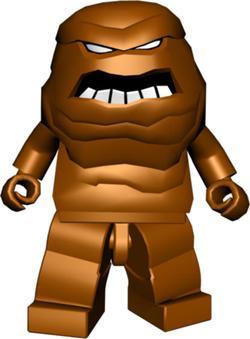 Clayface (LEGO Batman)