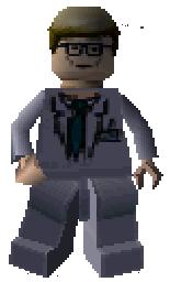 Dr. Jeremiah Arkham (LEGO Batman)