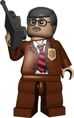 Commissioner Gordon (LEGO Batman)