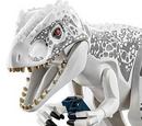 Unidracow vs. Indominus Rex vs. Ronin vs. T-Rex