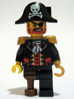 Captain Brickbeard