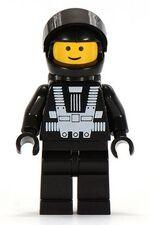 Blacktron spaceman