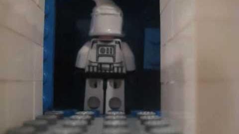 Lego Star Wars The Elevator