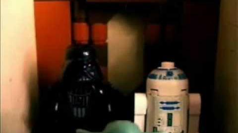 Star Wars, The Elevator