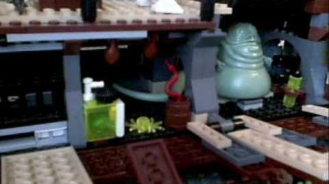 ★ Lego Star Wars - Boba's Quick Death