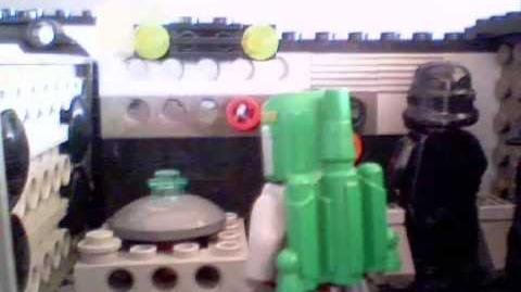 Lego star wars assassins- the hunt