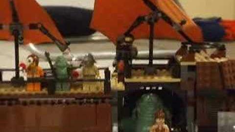 Jabba's Sand Barge