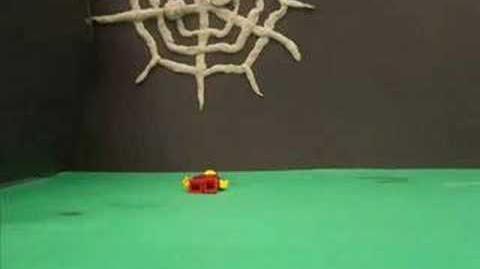 Spiderman 3.5 Legomation