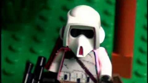 Lego star wars Safety First