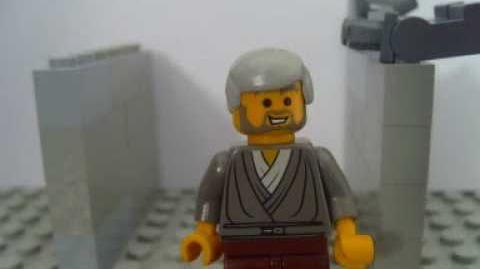 Lego Star Wars - The Lost Jedi