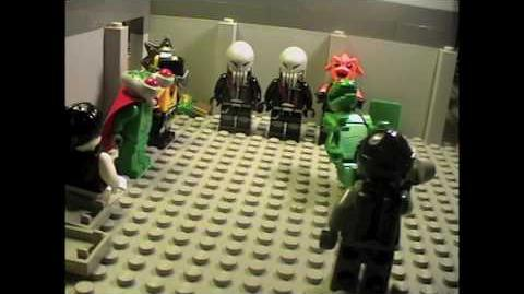 Lego space police the movie