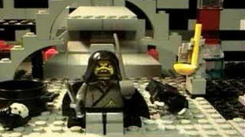 LEGO NINJA The Adventures of Lego Ninja