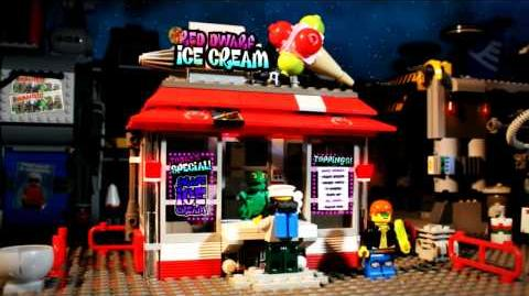 Space Police Log 05 Ice Cream Stand