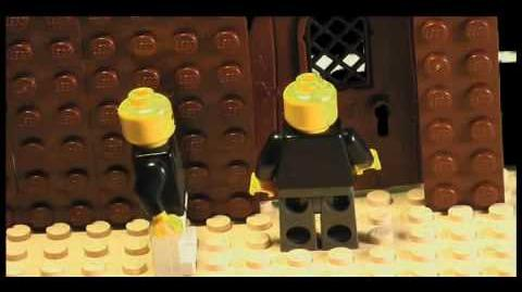 The Tell Tale Heart - A Legomation by Jeremiah Gaiser