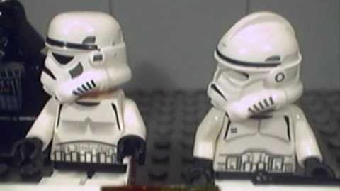 Lego Star Wars - The New Guy