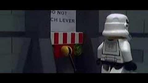 Curiosity Killed the Stormtrooper (Lego Star Wars)