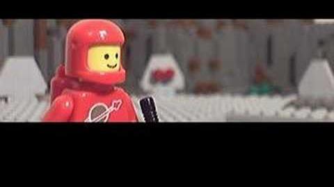 Brick Gulch Chronicles - Red vs Blue in LEGO