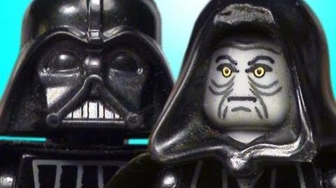 Lego Star Wars - The Emperor's Grocery List