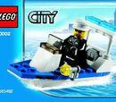 30002 Police Boat