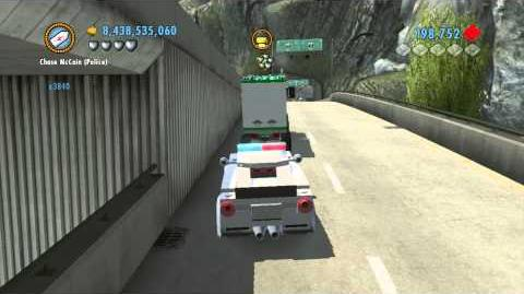 LEGO City Undercover (Wii U) ~ Collectables Guide - LEGO City Airport (Part 4 4)-1