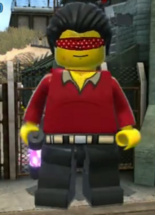 Paulie Blindfolds