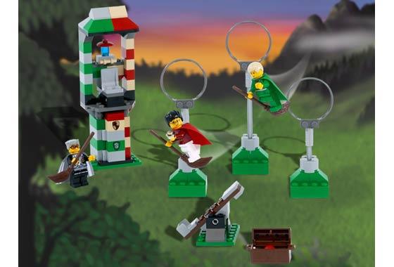 Lego quidditch practice
