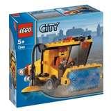 City street sweeper lego 3