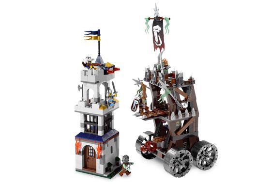 Lego tower riad