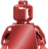 Red-minifigure
