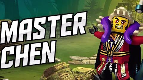 Master Chen - LEGO Ninjago - Character Spot