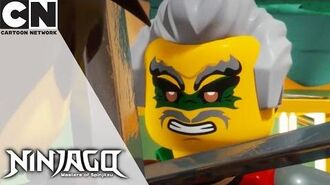 Ninjago Sibling Rivalry Cartoon Network