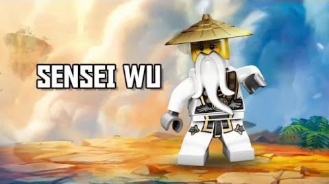 Wu - LEGO Ninjago - Character Spot