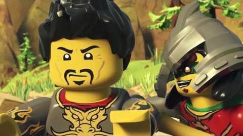 Acronix - LEGO Ninjago - Meet the Ninja - Character Spot