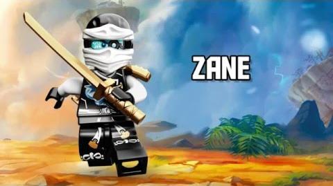 Zane - LEGO Ninjago - Character Spot