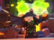 Skull Sorcerer and Skull of Hazza D'ur