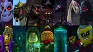 Defeats Of My Favorite Lego Ninjago Villains