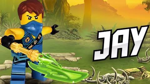 Jay - LEGO Ninjago - Character Spot